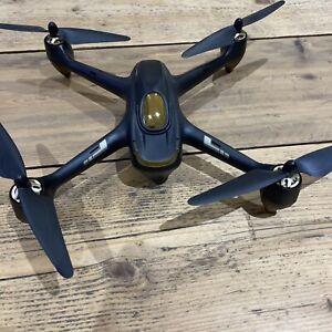 Hubsan X4 FPV 1080P Camera Brushless Drone - Black