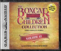 NEW The Boxcar Children Collection Volume 12 Gertrude Chandler Warner Audio Book