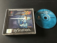 Mega Man X6 Megaman X 6 Play Station Playstation PS1 PAL ESPAÑOL