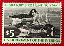 1976 Us Federal Duck Stamps Sc#Rw43 Mnh/Og