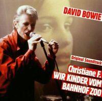 David Bowie - Christiane F - Wir Kinder Vom Bahn NEW CD