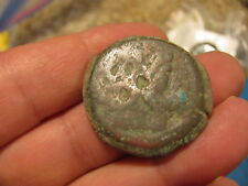 HUGE RARE/SCARCE Roman Republic Janus / Prow  211 B.C. (cast)