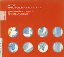 Mozart(CD Album)Piano Concertos Nos 21 & 23-New