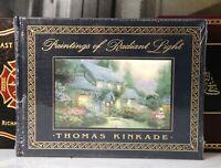 THOMAS KINKADE PAINTINGS OF RADIANT LIGHT - Easton Press - VERY SCARCE SEALED