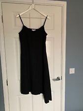 The White Company Black Dress Size 12