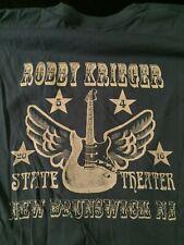 Robby Krieger (The Doors) Shirt, New Brunswick, Nj 2016, Xl