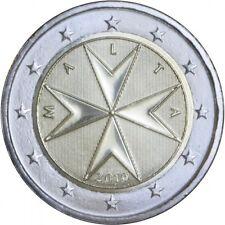 Malta 2 euro 2010 UNC. Zo Uit de rol