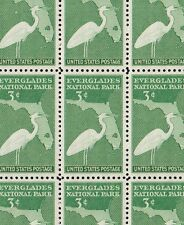 952     EVERGLADES  NATIONAL PARK        M NH     FULL  SHEET OF 50