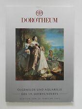 Dorotheum Ölgemälde und Aquarelle des 19 Jahrhunderts