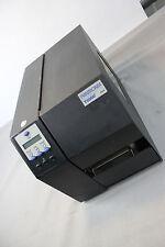"Printronix ThermaLine T5204R Thermal Label Ticket Printer USB RJ45 936"" Printed"