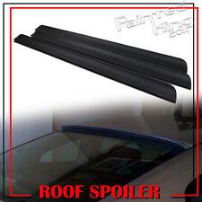 UNPAINTED For Chrysler 300 300C PUF REAR ROOF LIP SPOILER WING 05-10