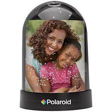 """Polaroid Magnet Snow Globe Photo Frame – Great Display For Your 2x3"""" Polaroid Me"""