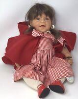 Lee Middleton Original Doll: Little Red Riding Hood: By Reva Schick #1428/2000