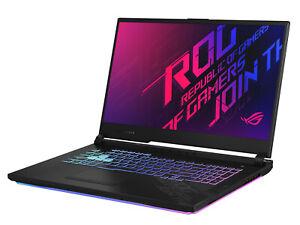 ASUS ROG Strix G1712L i7-10750H RTX 2070 16GB RAM 512GB 144Hz FHD Gaming Laptop