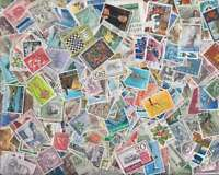Iceland Stamp Collection - 300 Different Stamps