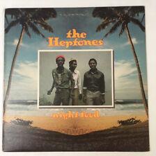 The Heptones-Night Food Vinyl LP First Press Island Records 1976 VG++ Vinyl