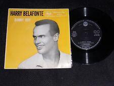 """Vintage Vinyl 1958  Harry Belafonte """"Danny Boy"""" (20112) 45 EP"""