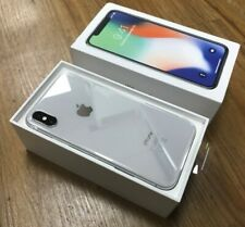 Apple iPhone X - 256GB - Space Gray (Unlocked) A1865 (CDMA+ GSM) No Sign Of Used