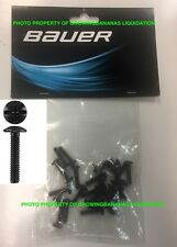 Bauer HDO Helmet Visor Spacer Long Screw Kit! 25 Screws Total Hockey Hardware