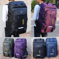 Outdoor 80L Waterproof Rucksack Backpack Luggage Bags For Camping Hiking Travel