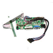 "HDMI+DVI+VGA LCD Controller Board Driver for 15.6"" 1366X768 B156XW03 V.1 V1 @USA"