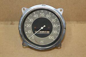 Speed-o-meter Chevrolet 1934 Master