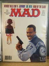 Vintage Mad Magazine Full Issue 275 December 1987 Beverly Hills Cop Cover Mad-24