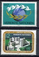 19351) UNITED NATIONS (Vienna) 1987 MNH** Definitives