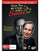 Better Call SAUL : Season 4 : NEW DVD