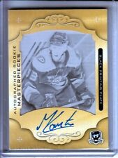 2018-19 The Cup Printing Plates Ultimate Black Maxime Comtois RC Auto 1/1