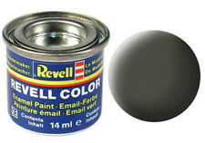 Revell Email color color 14 ml, 32167 Verde Gris, mate