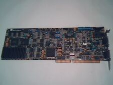 Truevision Targa + Rev 5.0 rare collectible vintage video edit card ISA full 2MB