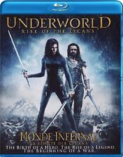 Underworld: Rise of the Lycans (Blu-ray) Bill Nighy, Michael Sheen NEW