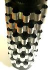 6 heat Reclaim / Radiator Fins 6 inch dia wood stove pipe flue stack exchanger