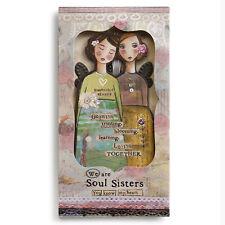 Kelly Rae Roberts Angel Ornament Card - SISTER - #DM-KRR-252