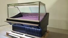 SERVE OVER DISPLAY COUNTER 1.5m CHILLER MEAT  FISH FRIDGE DELI COUNTER SQUARE
