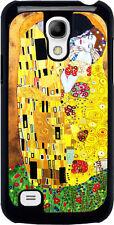Cover per Samsung Galaxy S4 mini con stampa Il bacio di Klimt