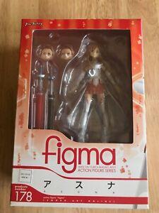 Sword Art Online Max Factory Figma #178 Asuna