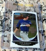 RYAN MCMAHON 2013 Bowman CHROME MINI Draft Picks Rookie Card RC Rockies HOT $$