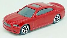 MAISTO RED 2011 DODGE CHARGER R/T SCALE 1:64 LOOSE