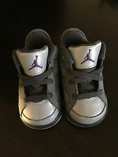 NEW NIKE AIR JORDAN 6 RETRO LOW GT BABY SHOES US Sz 4C ( 768885 008)