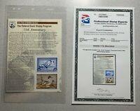 WTDstamps - #RW75C 2008 - Federal Duck Stamp - Mint OG NH **PSE 70**