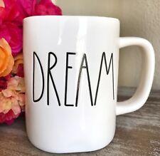 Rae Dunn DREAM Mug Coffee Grad Gift Cup Graduation 2018 Home Decor