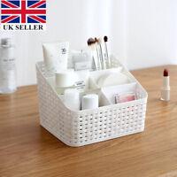 5Grid Multi-function Cosmetic Organizer Makeup Desktop Storage Box Organizer UK