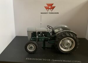 UH4988 - Tractor FERGUSON To 35 Launch Edition