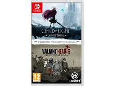Nintendo Switch Child of Light + Valiant Hearts