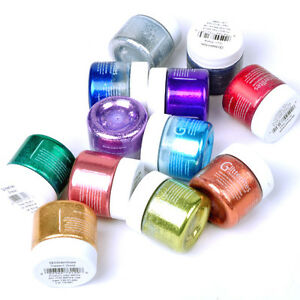 GLITTER PAINT -FOR LEATHER & SYNTHETIC - 15 Colors TOP QUALITY !!!