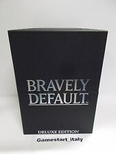 BRAVELY DEFAULT DELUXE COLLECTOR'S LIMITED EDITION - NINTENDO 3DS - VERY RARE