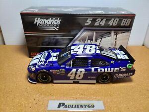 2012 Jimmie Johnson #48 Lowe's Hendrick Motorsports Chevy 1:24 NASCAR Action MIB