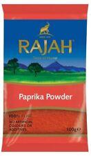 200g Rajah Paprika Powder - 2x100g 100 Pure No Artificial Colours or Additives